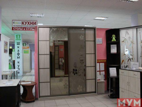 "ШКАФ-КУПЕ ""ФАНТАЗИЯ"""