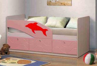 Детская кровать Волна