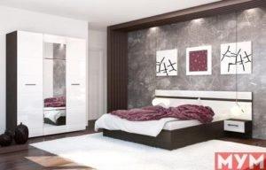 Спальный гарнитур Нэнси