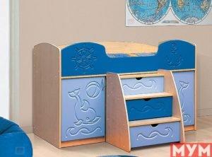 Кровать детская Омега5