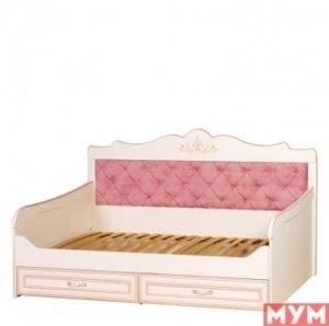 Кровать с ящиками Алиса