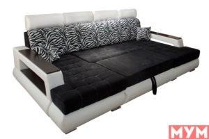 Побразный диван Неаполь