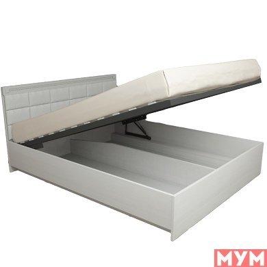 Кровать Азалия 14ПМБодега белый