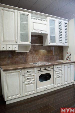 Кухонный гарнитур Венеция патина