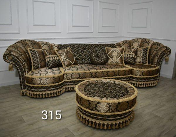 Прямой диван «Грация»