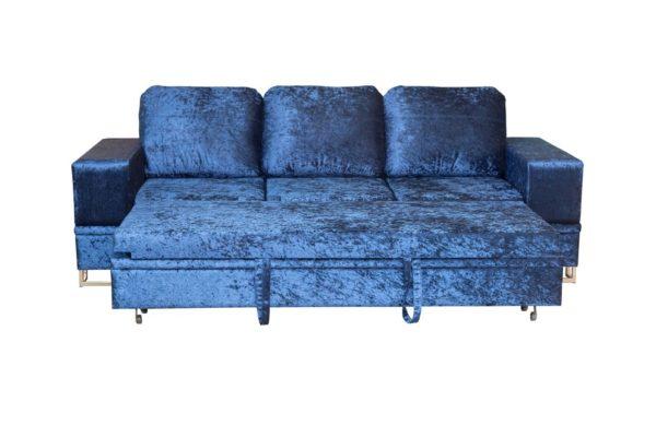Прямой диван Капучино
