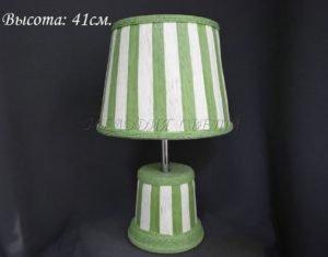 Настольная лампа 17621 GREEN  12