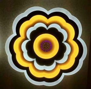 Светодиодный светильник Selena D867550200W  1