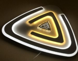 Светильник настеннопотолочный H024500120W  1