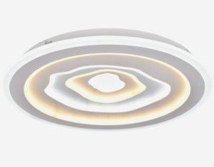 Светильник настеннопотолочны ModernLight H039500135W  1