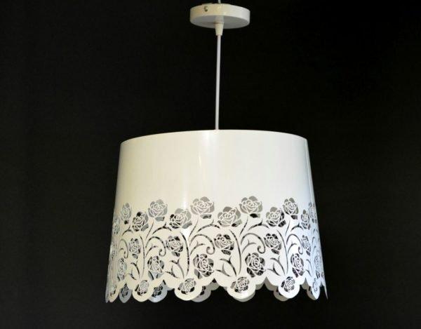 Лампа подвесная 8032-1 WT (6)