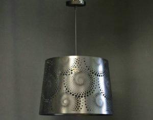 Лампа подвесная 80291 BK  6