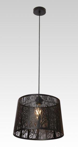 Лампа подвесная 80311 BK 6