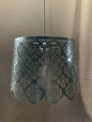 Лампа подвесная 80331 BK  6