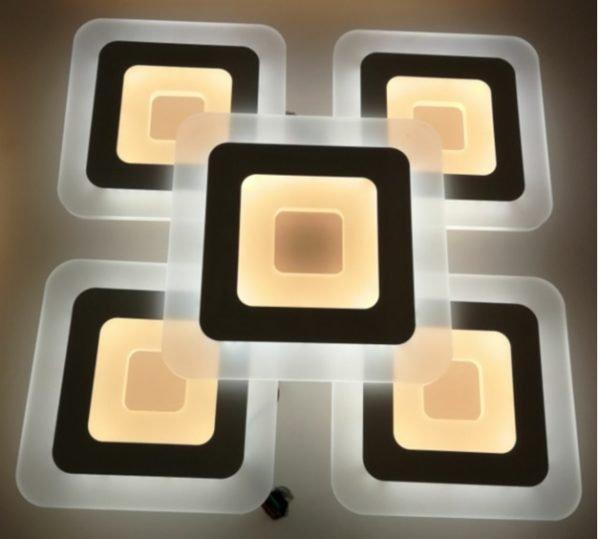 Светодиодный светильник Selena 8009-500*500  (1)