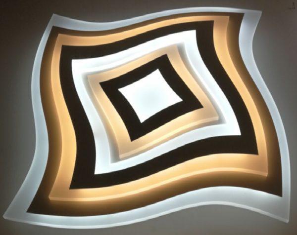 Светодиодный светильник Selena 8015-500*500  (1)