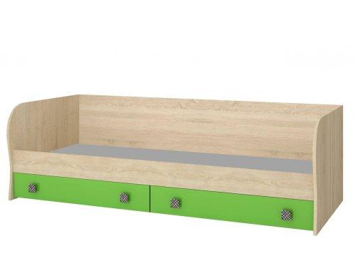 """Детская """"Колибри"""", кровать с ящиками (без матраса)"""