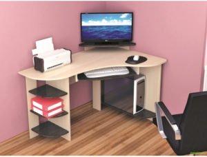 Стол компьютерный угловой Грета5