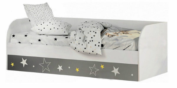 """Детская """"Трио"""" кровать с подъемным механизмом КРП-01"""