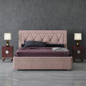 """Интерьерная кровать """" Jessica 3 """""""