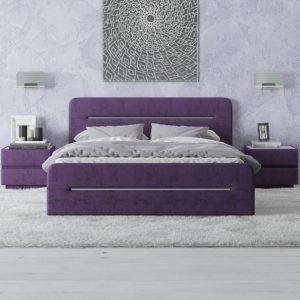 """Интерьерная кровать """" Emily"""""""