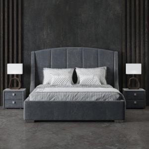 """Интерьерная кровать """"Francesca"""""""