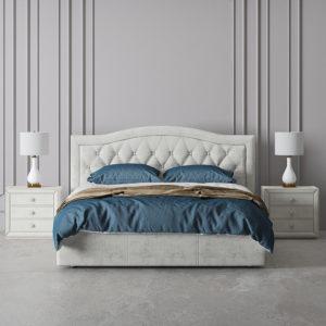 """Интерьерная кровать """"Corolina"""""""