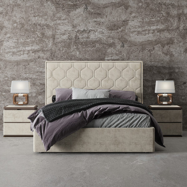 """Интерьерная кровать """"Naomi 2"""""""