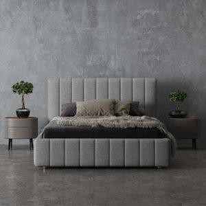 """Интерьерная кровать """"Scarlett"""""""