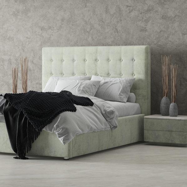 """Интерьерная кровать """"Tiffany"""""""