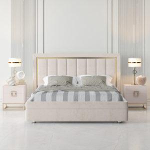 """Интерьерная кровать """"Vanessa"""""""